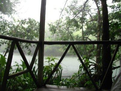 lluvia lacandona